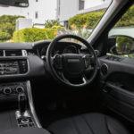 Image land Rover Range Rover Sport TDV6 SE Black 2013 Interior