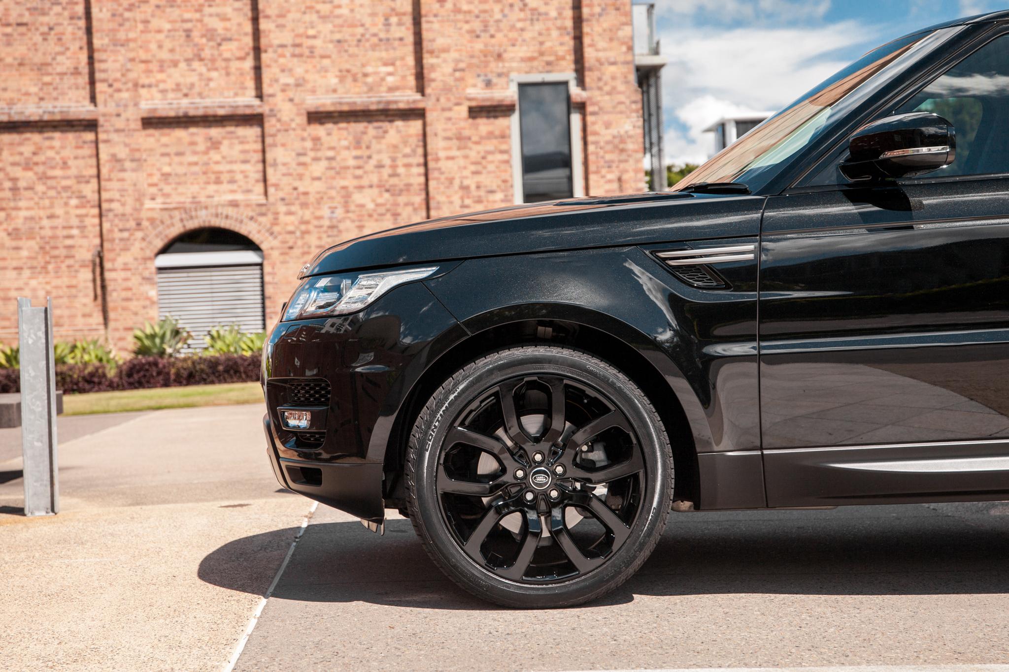 Image Black Land Rover Range Rover Sport TDn6 SE 2013