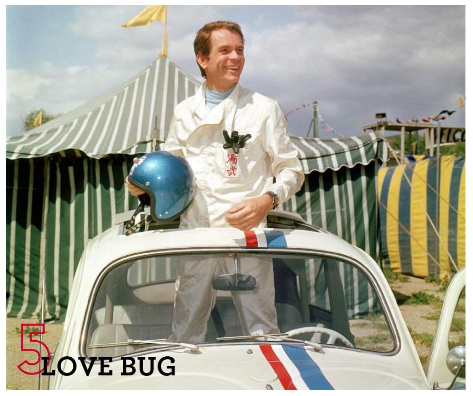 Classic Car Movies