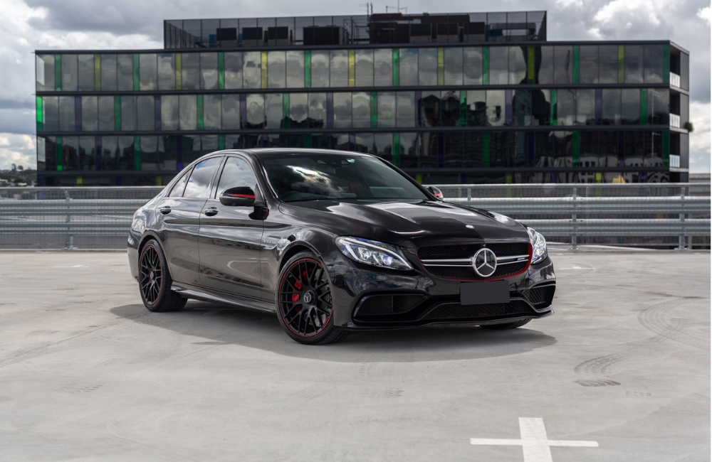 Mercedes-Benz AMG C63S For Sale