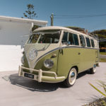 VW Kombi Splitty