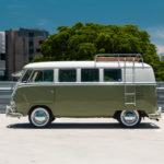 VW Kombi Split Window 1961